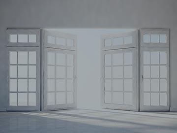 Devis porte fenêtre d'intérieur Tampon